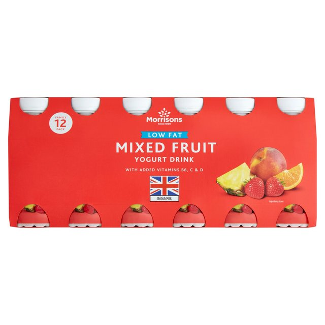 Low Fat Fruit Yogurt 33