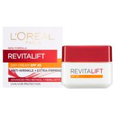 L'Oreal Revitalift Day Cream SPF 30 at Morrisons