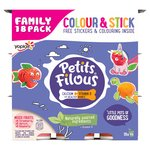 Petits Filous Strawberry, Raspberry & Apricot Fromage Frais