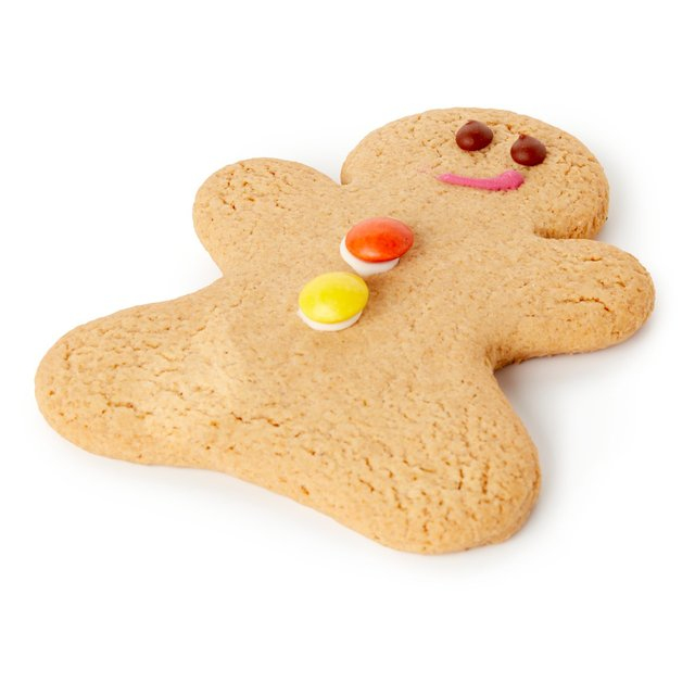 Morrisons Morrisons Gingerbread Man Product Information