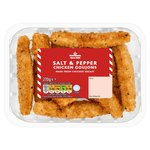 Morrisons Salt And Pepper Breaded Chicken Goujons