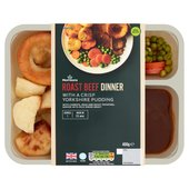 Morrisons Traditional Roast Beef Dinner