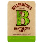Billington's Light Brown Soft Sugar