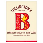 Billington's Demerara Sugar Cubes