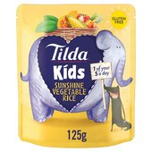 Tilda Kids Sunshine Veg Rice
