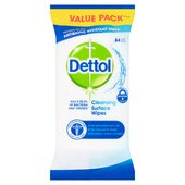 Dettol Antibacterial Surface Cleanser Wipes