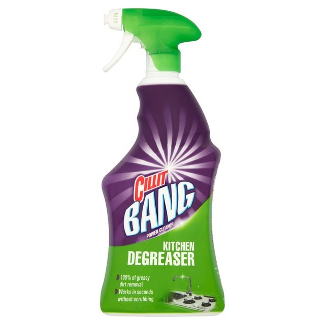 Cillit Bang Grease & Sparkle Spray