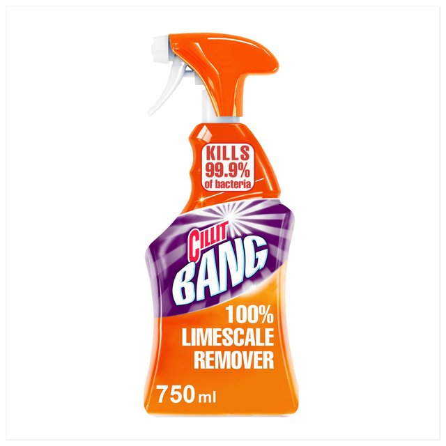 Cillit Bang Limescale & Shine Spray