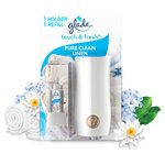 Glade Clean Linen Touch n Fresh Refill Air Freshner