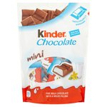 Kinder Mini Chocolate Pouch