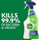 Dettol Mould & Mildew Remover Spray