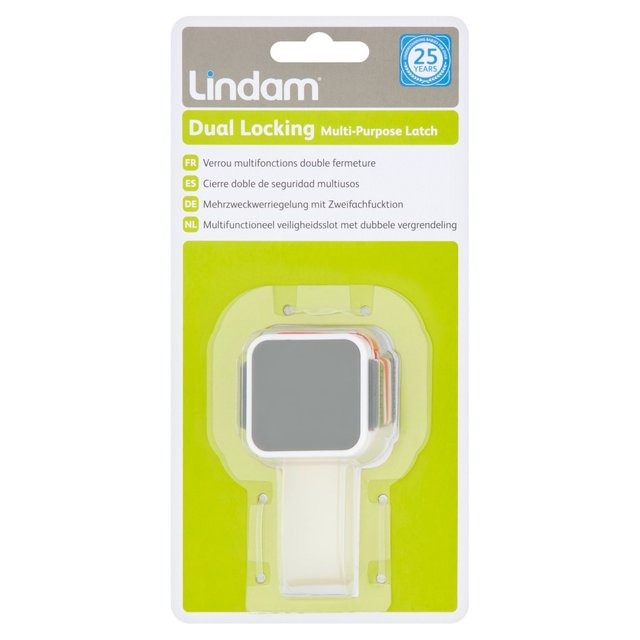 Lindam Latches Multi-Purpose Safety Accessory