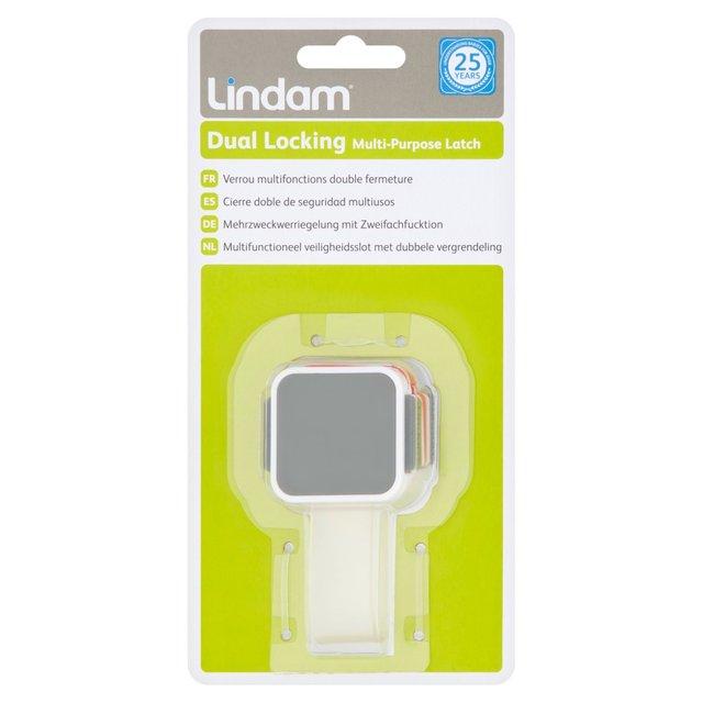 Lindam Latches Multi-Purpose Safety Accessory