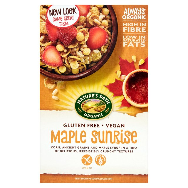 Natures Path Maple Sunrise Cereal