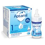 Aptamil 1 First Infant Milk Starter Pack