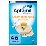 Aptamil Creamed Banana Porridge 4-6 Months