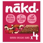 Nakd Berry Delight Bars