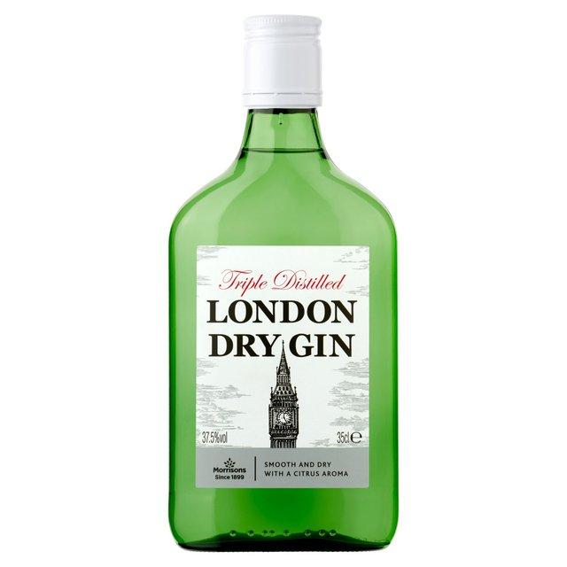 Morrisons London Dry Gin