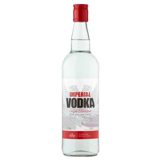 Morrisons Imperial Vodka
