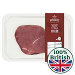 Morrisons British Beef Rump Steak