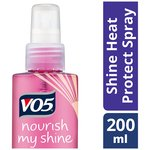 VO5 Nourish My Shine Bedazzling Oil Heat Protector