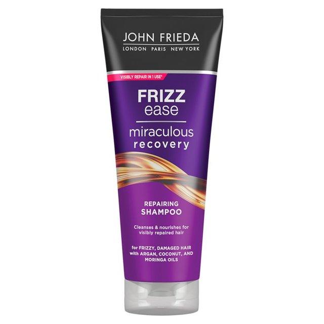 morrisons john frieda frizz ease shampoo 250ml product. Black Bedroom Furniture Sets. Home Design Ideas