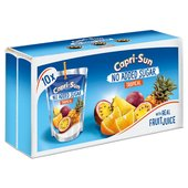 Capri Sun No Added Sugar Tropical