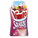 Vimto No Added Sugar Squeezy Flavoured Water