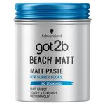 Schwarzkopf got2b Beach Matt Paste