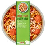 Morrisons Meat Feast Pasta Melt