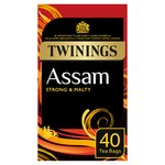 Twinings Assam Tea Bags 40s