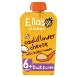 Ella's Kitchen Caulfloweri Cheese With Butter Beans