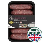 Morrisons The Best  Venison & Pork Red Wine Sausage