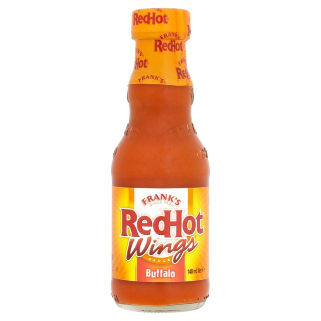 Franks Redhot Buffalo Wings Sauce