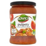 Lowicz Pulpety Meatball In Tomato Sauce