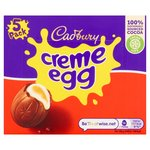 Cadbury Creme Egg 5 Pack