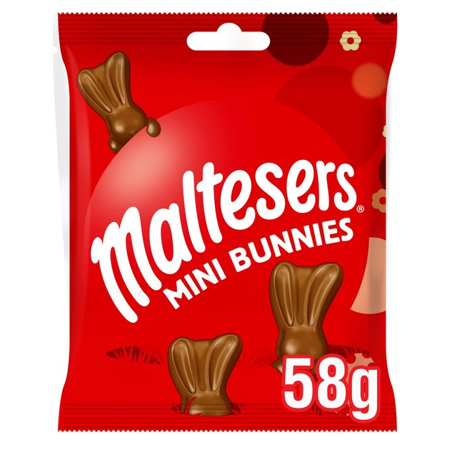 Maltesers Easter Chocolate Mini Bunny Pack