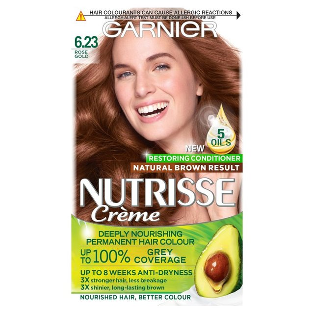 Morrisons Garnier Nutrisse Sparkle Brown 6 23 Colourant