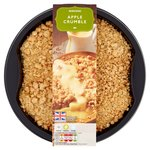 Morrisons Large Apple Crumble
