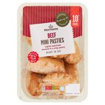 Morrisons 10 Mini Beef Pasties