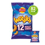 Walkers Wotsits Really Cheese Snacks