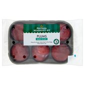 Morrisons Ready To Eat Plums