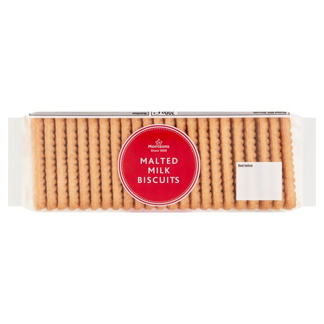 Morrisons Malted Milk Biscuits