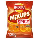 Walkers Mix Ups Spicy Snacks