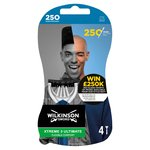 Wilkinson Sword Xtreme 3 Ultimate Plus Razors