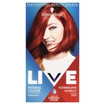 Schwarzkopf LIVE Intense Colour 33 Scandalous Scarlet Hair Dye