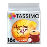 Tassimo Morning Café Coffee Pods 16s