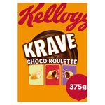 Kellogg's Krave Choco Roulette