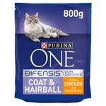 Purina One Coat and Hairball Chicken