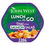 John West Thai Salmon Light Lunch